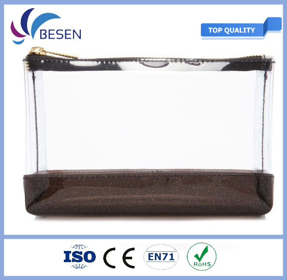 Manufacturer Supplier kiss beauty cosmetic bag