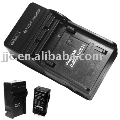 Camera/camcorder battery charger for Canon NB2L