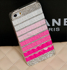 mobile phone diamond case cover bling diamond for iphone 5 case