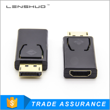 factory offer mini dp displayport male to hdmi vga female adapter converter