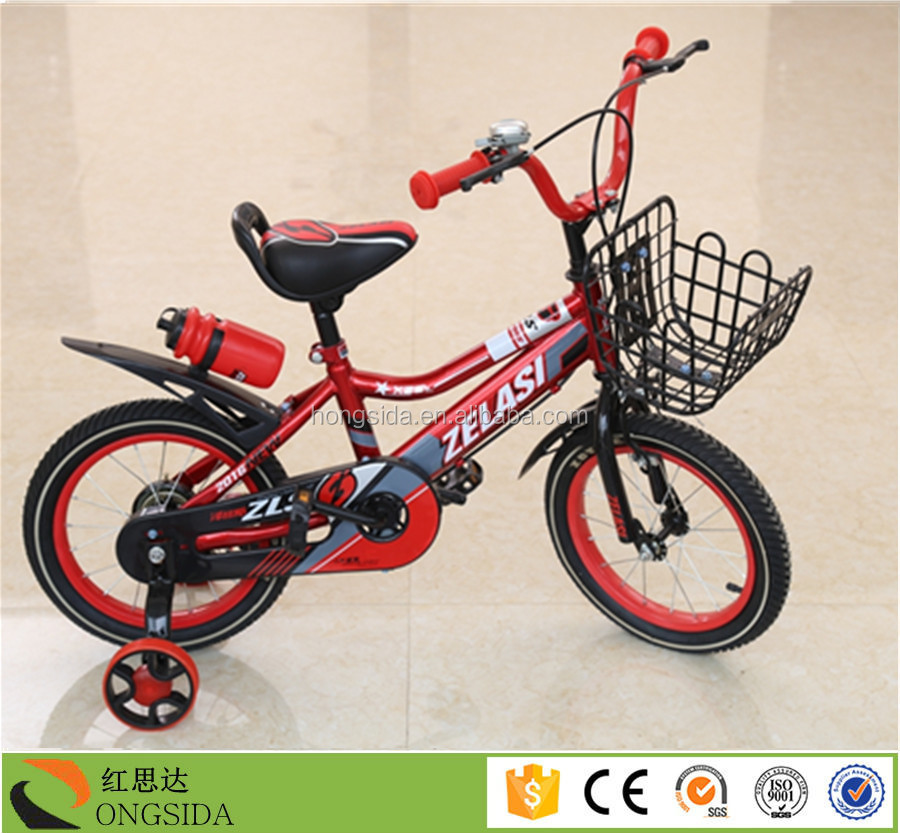 Hot sale cheap children bicycle 16 Inch wholesale new model cheap child bicycle price / boys bike kids mountain bicycle