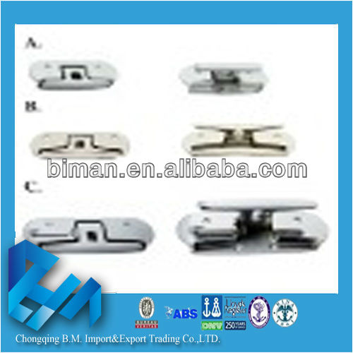 Stainless Steel Marine Cleats yacht cleat