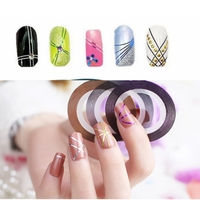 Nails supplies nail adhesive decaration tape for nail art design
