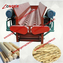 Wood peeling machine/wood debarking machine