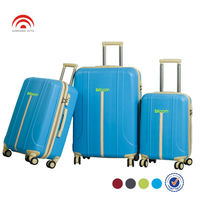 Hot Selling Abs Luggage Bag Amp
