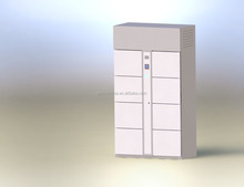 8 doors Intelligent Refrigerated locker refrigerate electronic locker