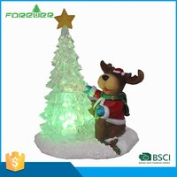 Decorative LED Christmas Decoration Christmas Chicken Outdoor Decoration