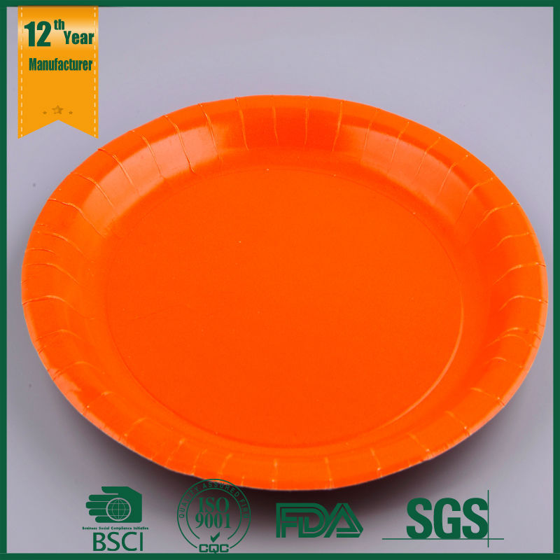 Bulk Paper Plates Disposable Paper Plates