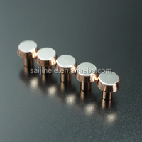 High-Quality bimetal electrical contact/electrical bi-metal contact/circuit electronics