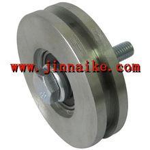 removing/sliding steel gate rollers/wheels supplier/factory