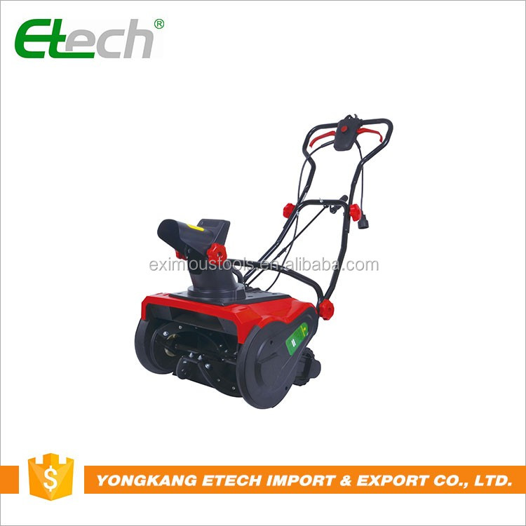 Proper price top quality heavy duty snow thrower