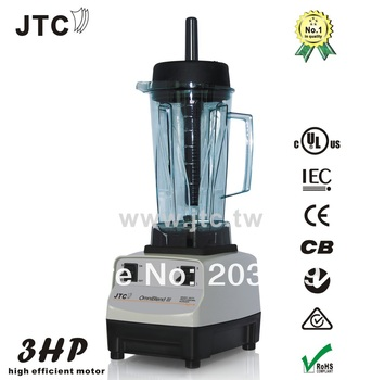 3 HP Juicer, Professional Blender, JTC Heavy Duty Commercial Blender