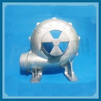 Blower Aluminum Shell Hot Air Blower Aluminum Shell Die Casting