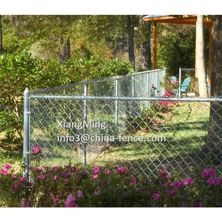 diamond wire netting / wire mesh fence / chain link fence