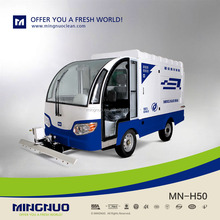 manufacturer of electric road washing truck/mini truck