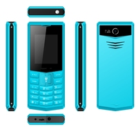 Nice Future V7 dual sim cards dual standby gsm quad band unlocked basic bar phone with torch and fashion design
