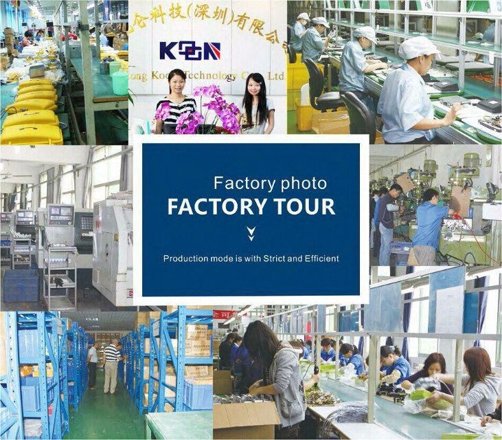 kntech factory photos industrial telephone exhibition.jpg