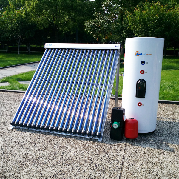 2018 China Famous Fadi Solar Water Heaters (Double Coiler 200Liter)