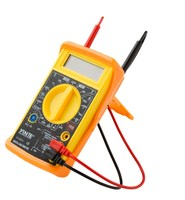 YT-0831 Portable AC DC Voltage LCD Digital Voltage Tester