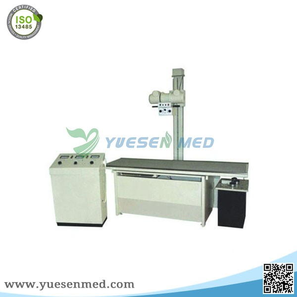 YSX300 Medical Equipment Radiography Table 300ma x-ray machine