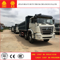 High Quality 20 Cubic Meters Standard Dump Truck Dimensions