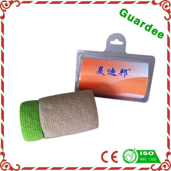 China Medical products veterinary self-adhesive bandage sales agent wanted