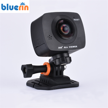 Vr Camera 360 Dual Lens Wifi App for IOS Android Extreme sports enthusiasts Panoramic photography Camera manufacturers