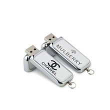 OEM 3.0 Leather USB Flash Stick Promotional Product USB Memory Stick 4gb 8gb 16gb