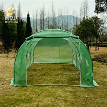 12 x 3 x 2M Polytunnel Polly Tunnel Garden Greenhouse With Covers and Windows