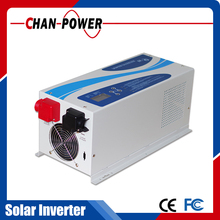 Power saver 50hz 60hz 12v 24v 220v solar power dc ac converter 5kw 6kw 5000W 6000W