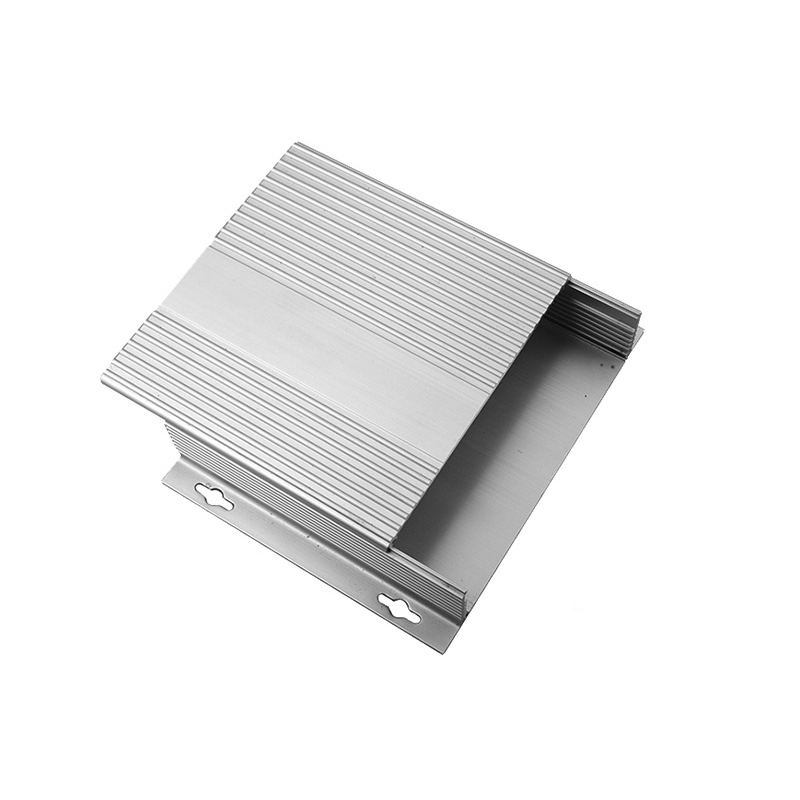 wall mounting extruded aluminum electronic enclosures for radiator