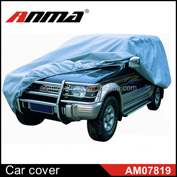 PEVA and PP cotton Sun UV Protection car parking cover