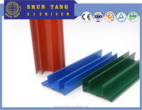 Latest products from china aluminum profile powder coating for Nigeria