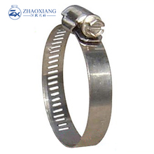 low price customized 5/8 hose clamp