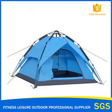 double layer camping quick opening tent Hydraulic automatic