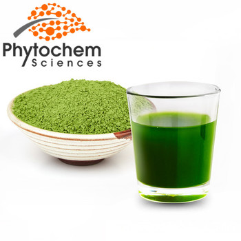 100% Natural Healthy Green Barley Grass Extract Powder