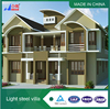New Design Strong Prefabricated Steel Frame Kit Homes in Tamilnadu