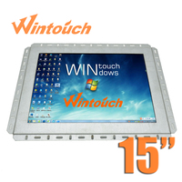 15 inch (4:3) All In One touch Pc For X86