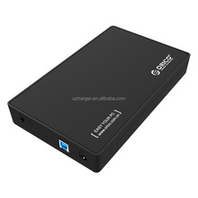 "Tool-Free SATA to USB 3.0, 3.5"" External Hard Drive Enclosure for 3.5"" HDD and SSD [UASP Supported]"