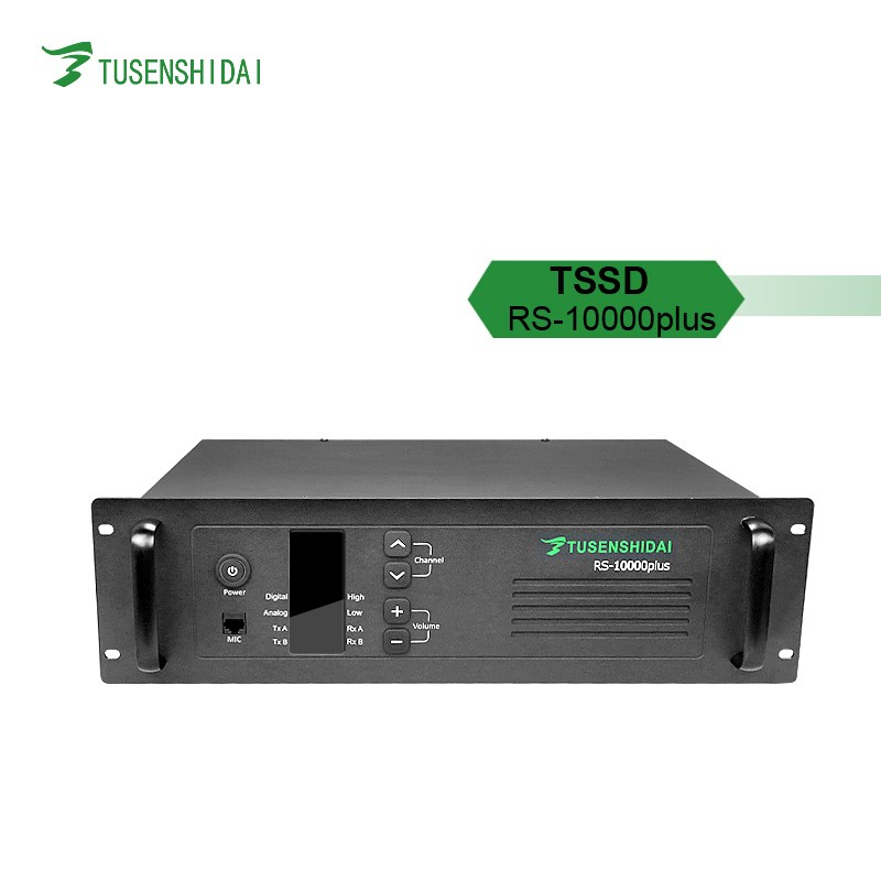 Dmr repeater TSSD TS-10000 plus Dual Band VHF/UHF 25W/50W Digital Long Distance Repeater