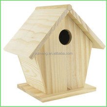 Traditional Large Wooden Cheap Bird House And Feeder