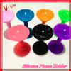 mobile phone accessories guangzhou supplier silicone cell phone holder