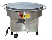 Stainless steel gas stove rotating crepe maker and hot plates
