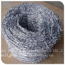 HangLi low price and high quality electro/hot dipped galvanized concertina razor wire/razor barbed wire from factory