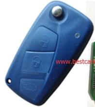 High Quality New Design for Fiat 500 Key 434mhz 7946 chip car remote key