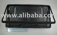 CAR NUMBER PLATE FRAME 3418