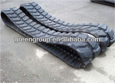 Bolt on excavator rubber pads,clip on rubber track pads, for case,volvo,doosan,300mm,400mm,450mm,350mm,500mm,600mm,