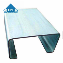 Hot Sale Cold Formed c Profile Galvanized Steel Sections C Shape Purlin