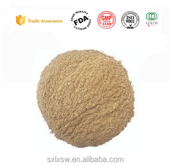 Factory supply pure natural Organic Hydrolyzed Textured Rice Protein isolate rice protein 80% in bulk