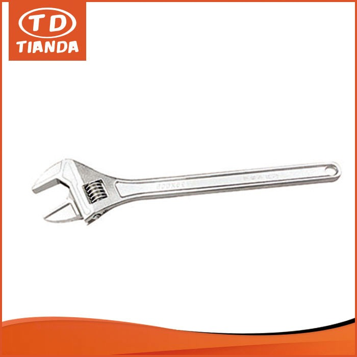 Export Oriented Manufacturer Steel Adjustable Pipe Wrench/spanner